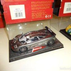 Slot Cars: NINCO. MCLAREN F1 GTR. TAG HEUER. REF. 50171. Lote 89521264