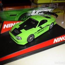 Slot Cars: NINCO. TOYOTA SUPRA. TUNNING. REF. 50404. Lote 92759955