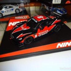 Slot Cars: NINCO. LEXUS SC430. PROCEDENTE DE CIRCUITO. Lote 92761205
