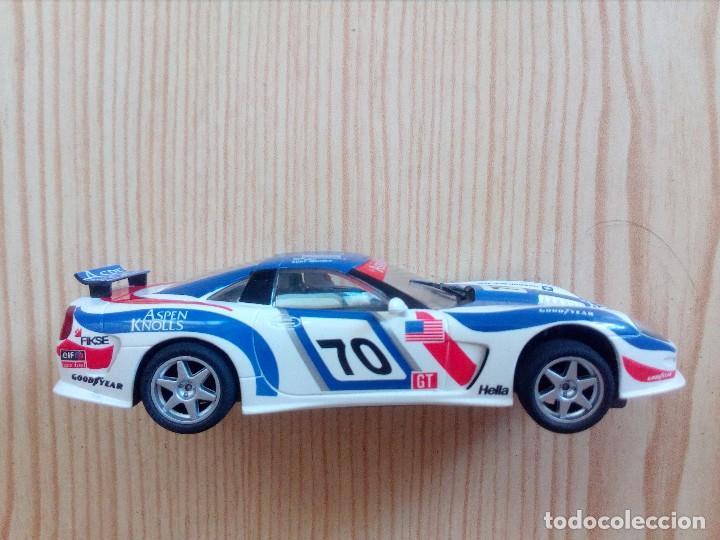 Slot Cars: Coche Callaway C12-R - Ninco - Le Falta Un Retrovisor - Foto 3 - 94821139