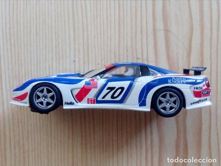 Slot Cars: Coche Callaway C12-R - Ninco - Le Falta Un Retrovisor - Foto 4 - 94821139