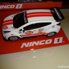 Slot Cars: NINCO 1. CHEVROLET WTCC ULTRA CHALLENGE. REF. 55005. Lote 95561835