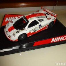 Slot Cars: NINCO. MCLAREN GTR ART SPORTS. REF. 50153. Lote 95844463