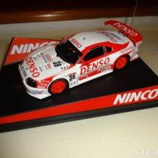 Slot Cars: NINCO. TOYOTA SUPRA. DENSO. REF. 50382. Lote 95844691