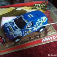 Slot Cars: BMW X5 ISOSTAR NINCO 50366 NUEVO EN CAJA. Lote 97076823