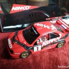 Slot Cars: SUBARU CLUB NINCO Nº 1 NINCO 50293 NUEVO EN CAJA. Lote 97077955