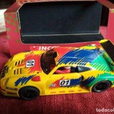 Slot Cars: PORSCHE 911 GTI ROHR NINCO 50164 NUEVO EN CAJA. Lote 97234487