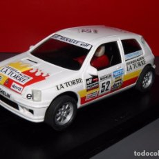 Slot Cars: RENAULT CLIO NINCO. Lote 98440267