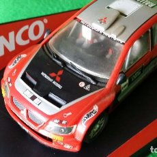 "Slot Cars: MITSUBISHI LANCER WRC ""SHOWCAR 2005"" – NINCO. Lote 98485331"