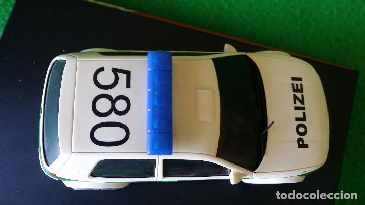 Slot Cars: Volkswagen Golf Polizei – Policia Alemana – Ninco - Foto 6 - 99260387