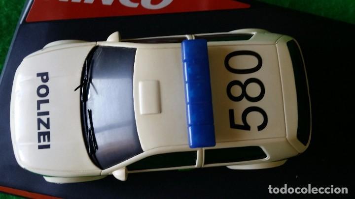 Slot Cars: Volkswagen Golf Polizei – Policia Alemana – Ninco - Foto 7 - 99260387