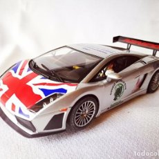Slot Cars: LAMBORGHINI GALLARDO NINCO WORLD CUP NINCO 50448-A (2007) /KD9/. Lote 100241671
