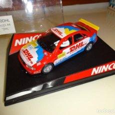 Slot Cars: NINCO. AUDI A4 DHL. REF. 50DHL. Lote 100310871