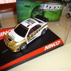 Slot Cars: NINCO. SUBARU TUNING. ED. LTA. EXPO NEU 2006. Lote 100314007