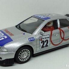 Slot Cars: SCALEXTRIC NINCO AUDI A4 ERG. Lote 103341379