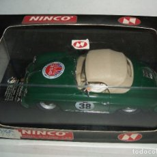 Slot Cars: NINCO. PORSCHE 356 A SPEEDSTER. REF. 50126. Lote 162656989