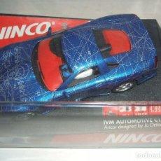 Slot Cars: IVM C12 ARTCAR DE NINCO REF.-50248. Lote 104076187