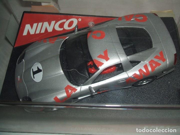 CALLAWAY DE NINCO REF.- 50222 (Juguetes - Slot Cars - Ninco)