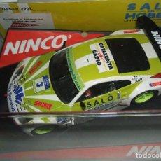 Slot Cars: NISSAN 350Z DE NINCO REF.-50433 EDICION LIMITADA. Lote 104604371