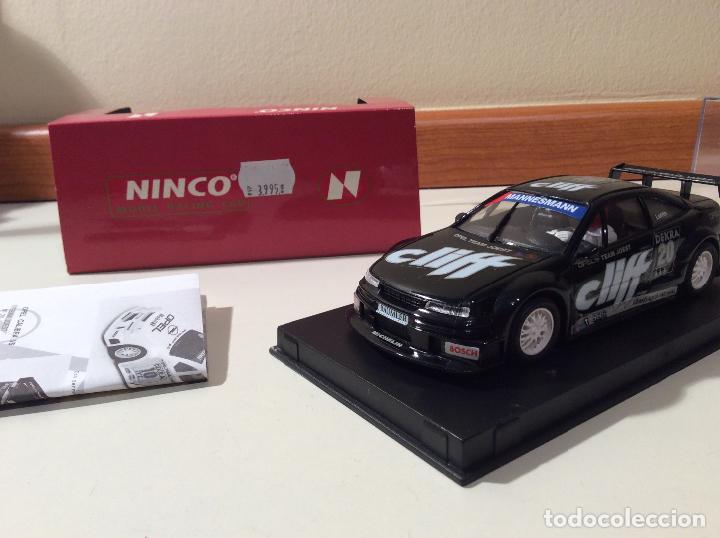 Slot Cars: Opel calibra ninco - Foto 2 - 105766951