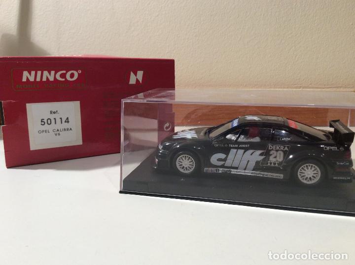 Slot Cars: Opel calibra ninco - Foto 5 - 105766951
