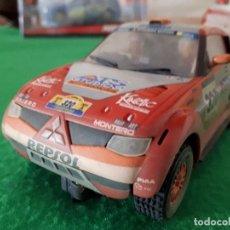 Slot Cars: MITSUBISHI MONTERO – COLECCIÓN NINCO SALVAT – EFECTO BARRO. Lote 105918611