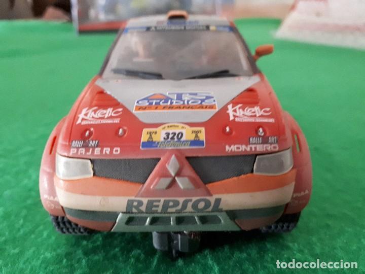 Slot Cars: Mitsubishi Montero – Colección Ninco Salvat – Efecto Barro - Foto 2 - 105918611