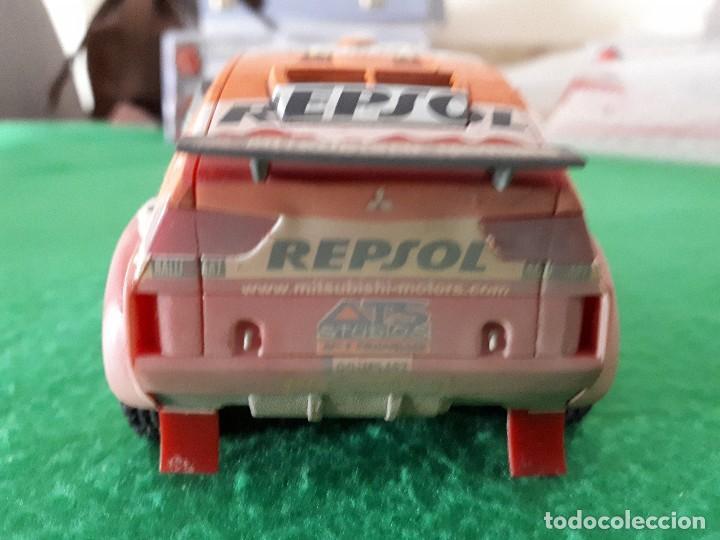 Slot Cars: Mitsubishi Montero – Colección Ninco Salvat – Efecto Barro - Foto 4 - 105918611