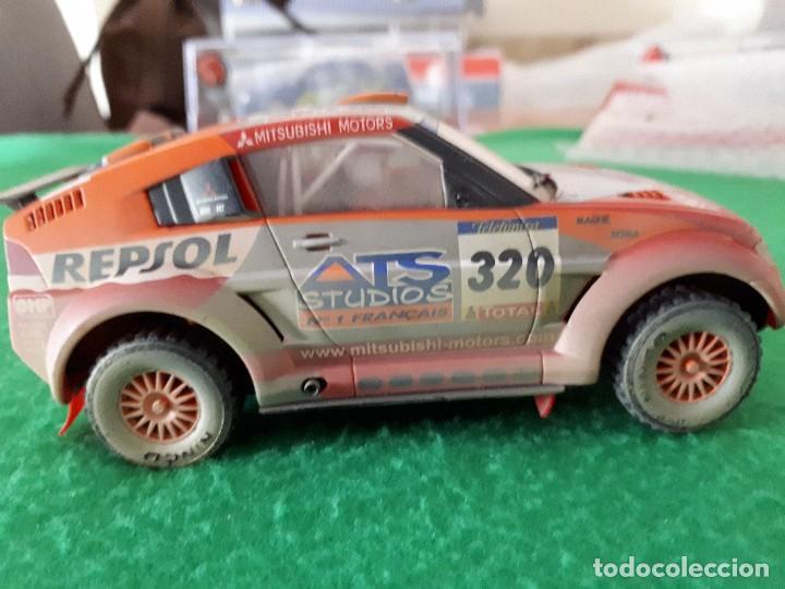 Slot Cars: Mitsubishi Montero – Colección Ninco Salvat – Efecto Barro - Foto 5 - 105918611
