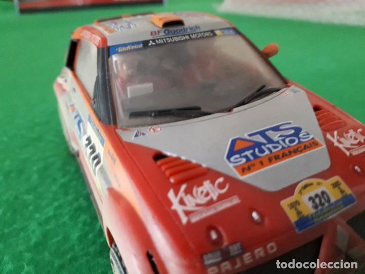 Slot Cars: Mitsubishi Montero – Colección Ninco Salvat – Efecto Barro - Foto 6 - 105918611