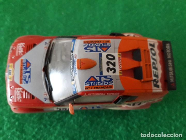 Slot Cars: Mitsubishi Montero – Colección Ninco Salvat – Efecto Barro - Foto 7 - 105918611