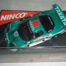 Slot Cars: HONDA NSX DE NINCO REF.-50364. Lote 105981683