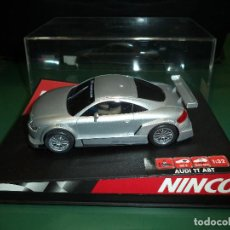 Slot Cars: SCALEXTRIC AUDI TT ABT. Lote 106005415
