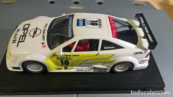Slot Cars: OPEL CALIBRA V6 - REF. 50114 - NINCO / SCALEXTRIC - Foto 3 - 106013311