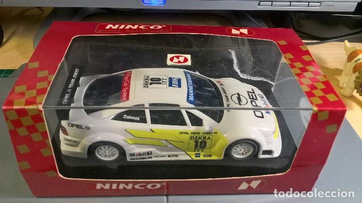 Slot Cars: OPEL CALIBRA V6 - REF. 50114 - NINCO / SCALEXTRIC - Foto 6 - 106013311