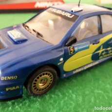 Slot Cars: SUBARU IMPREZA WRC – NINCO. Lote 106069771