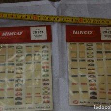 Slot Cars: CALCAS NINCO NACIONAL RALLYES 70130. Lote 107762675