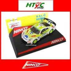 Slot Cars: NINCO NISSAN 350Z SALÓ DEL HOBBY 2006 750 UNIDADES EDICIÓN LIMITADA 50433. Lote 19074080