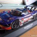Slot Cars: SLOT HONDA NSX RAYBRIG.. Lote 112278083