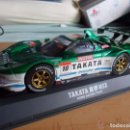 Slot Cars: SLOT HONDA NSX TAKATA. Lote 112278391