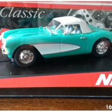 Slot Cars: NINCO CLASSIC CORVETTE SOFT TOP. Lote 151815334