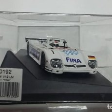 Slot Cars: BMW V12 LM N1 FINA REFERENCIA 50192. Lote 113237387