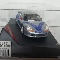 Slot Cars: CCCSLOT - VENDE PORSCHE GT3 SUPERCUP (PLATA). REFERENCIA 50187. Lote 113286615