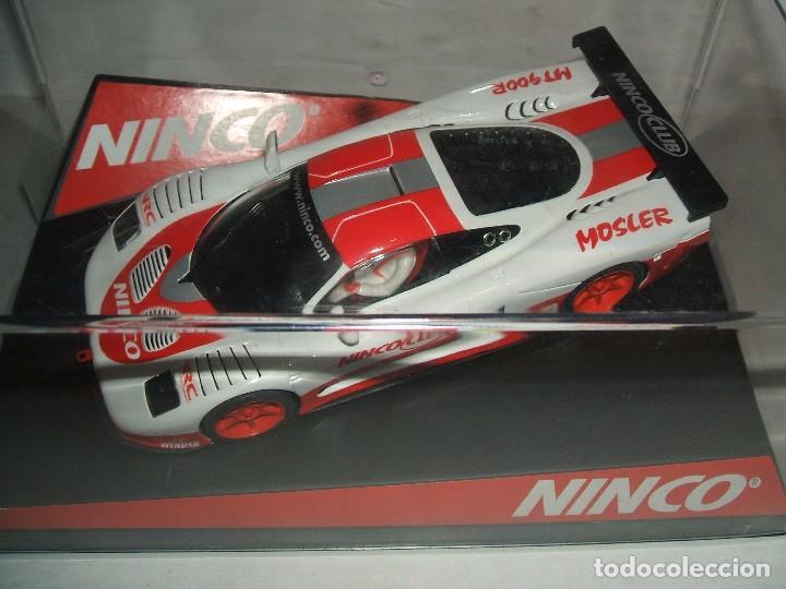 MOSLER MT900R DE NINCO REF.- 50411 CLUB NINCO (Juguetes - Slot Cars - Ninco)