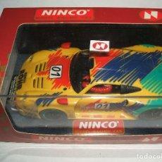 Slot Cars: PORSCHE 911 GT1 DE NINCO REF.-50164. Lote 117044287