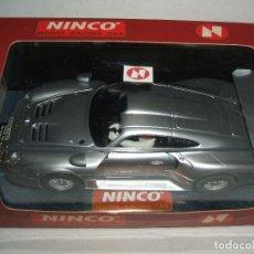 Slot Cars: PORSCHE 911 GT1 DE NINCO REF.-50148. Lote 117044399