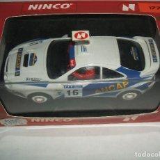 Slot Cars: TOYOTA CELICA ANCAP DE NINCO REF.-50120. Lote 117052519
