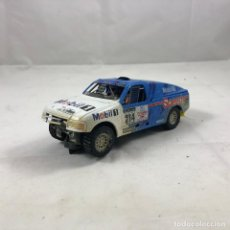 Slot Cars: COCHE NINCO MADE IN SPAIN, 4X4, TIPO DAKAR, SPEED.. Lote 117931879