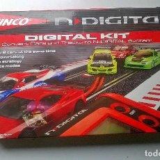 Slot Cars: NINCO N-DIGITAL REF. 40202 KIT DE CONVERSIÓN DE ANALOGICO A DIGITAL. Lote 118703764
