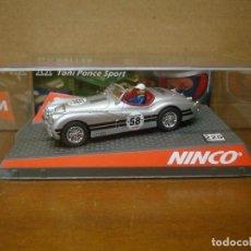 Slot Cars: NINCO JAUGAR ED. ESPECIAL TOÑI PONCE REF 50465 NUEVO. Lote 118841271
